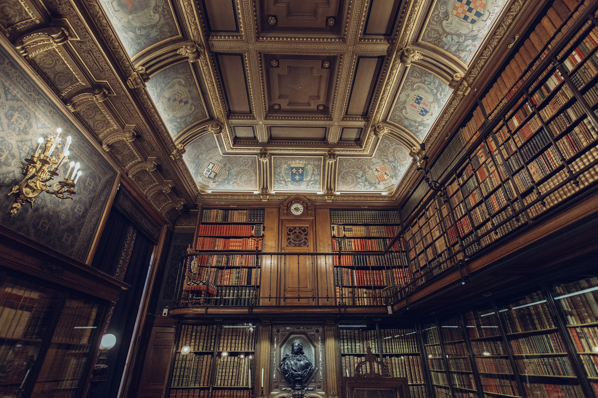 Library old